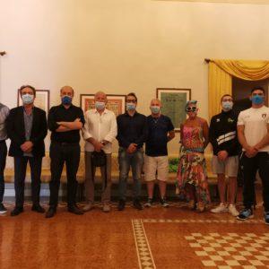 Ginnastica. La Federazione (FGI) torna a Fermo. E Carlo Macchini entra in Polizia