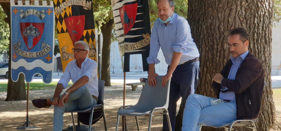 Fermo, Cavalcata 2020: niente corsa al palio, ma corteo notturno per il centro storico