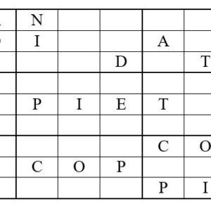 Lezioni di sudoku (8) – Candidati doppietti e coppie