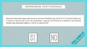 Referendum: vince il Sì (69,58% provvisorio). Nelle Marche Acquaroli in forte vantaggio su Mangialardi