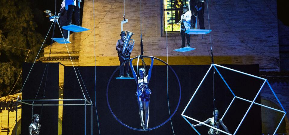 """Veregra Street Festival. Successo a Montegranaro. Mancini, Puggioni, e Nuciari: """"Ha vinto il teatro"""""""