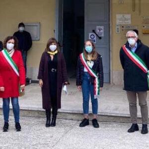 Francesca Ciarrocchi baby sindaca del comprensorio di Monterubbiano, Moresco e Lapedona