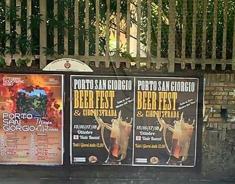 """Porto San Giorgio. Annullato l'evento """"Beer fest e cibo di strada"""""""