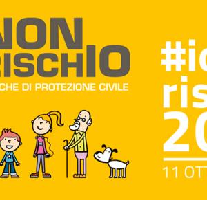 """Torna la campagna della Protezione Civile """"Io non rischio"""". A Fermo e Porto San Giorgio in versione online"""