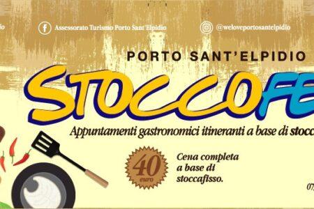 """Porto Sant'Elpidio. Pronto il calendario dello Stoccofest 2020. L'assessora Ferracuti: """"Promuoviamo l'enogastronomia cittadina"""""""