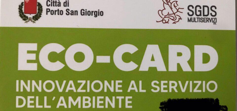 """Porto San Giorgio. Funzionano le isole. Ceccarani: """"Differenziata al 70%"""""""