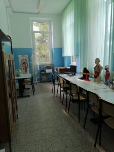 scuola media di Torre di Palme