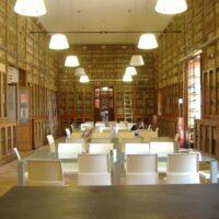 biblioteca di fermo